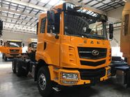 CAMC 10 Wheel Prime Mover Truck , 6 X 4 Tractor Head Truck 40 Ton 375hp