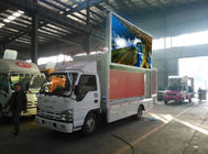 China ISUZU Advertisement LED Billboard Truck P4 P5 P6 For Mobile Advertising factory