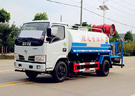 China 5Ton Dongfeng 4*2 Water Bowser Truck With Sprayer,5000 Liter Spray Dust Fall Truck factory