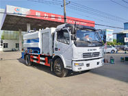 Dongfeng/Foton/Isuzu 5ton 6ton Vacuum Sewage Suction Combined Jetting Sewer Cleaning Truck