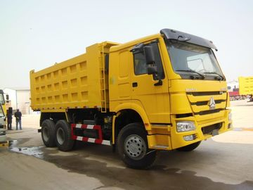 China Mining Rock Trasnport Heavy Duty Dump Truck 20 Ton - 30 Tons 10 Wheels factory
