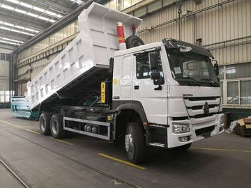 China Construction Heavy Duty Custom Dump Trucks , 6 X 4 40t Large Bottom Dump Truck factory