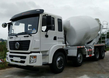 China 8 X 4 Dongfeng Ready Mix Concrete Mixer Trucks Anti Resistant High Capacity distributor