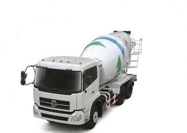China 8CBM Cement Ready Mix Concrete Mixer Trucks For Long Distance Transporting distributor