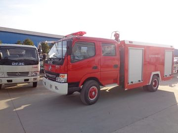 China Small Fire Engine Rescue Fire Brigade Truck 3 Ton For Fire Fighting Emergency distributor