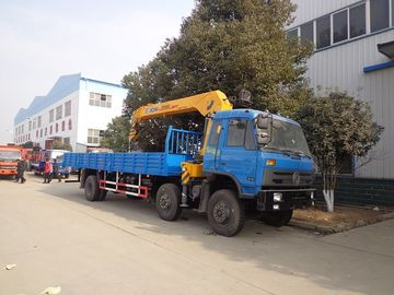 Truck Mounted Telescopic Crane