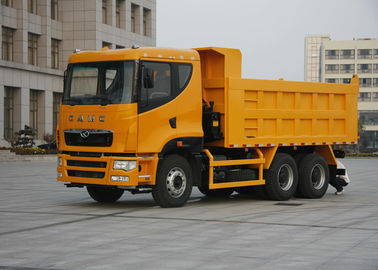 China 35 Ton 6 X 4 CAMC Heavy Duty Dump Truck Dump Truck Front Tipping Customized Color distributor