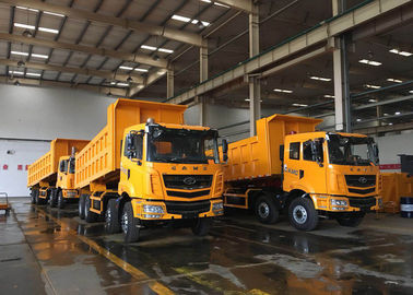 China Construction Heavy Duty Dump Truck 40 Ton / 45 Ton High Performance distributor