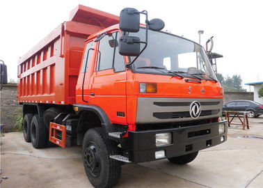 China Dongfeng 6 X 4 Heavy Duty Dump Truck 10 Wheels Tipper Truck For Construction Material Transportation distributor