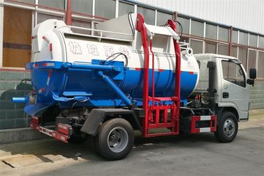 China Leakage Proof Waste Removal Trucks For Garbage Collection And Transportation factory