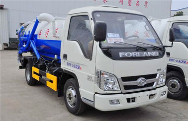 China Foton 20000 Liters Vacuum Sewage Suction Tank Truck Fecal Suction Tanker Truck distributor