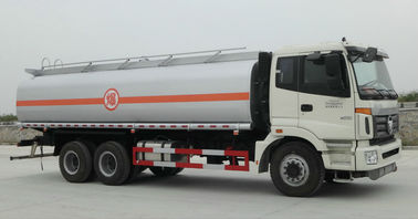 China Foton Oil Tanker Truck With API Standard System , Fuel Petrol Diesel Oil Delivery Truck factory