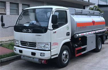 China Dongfeng 6000 Liters Fuel Refueling Truck With Oil Pump And Filling Gun factory