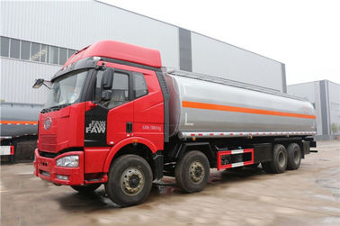China FAW 29CBM Fuel Delivery Truck , Semi Water Tanker With 1 Year Warranty factory