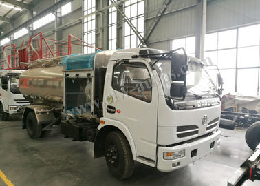 China 5CBM Helicopter Refueling Fuel Delivery Truck 4 Tons 5 Tons Aluminium Alloy Tank Material distributor