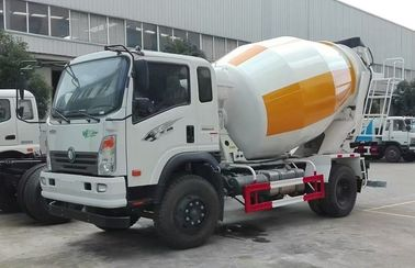 Ready Mix Concrete Mixer Trucks