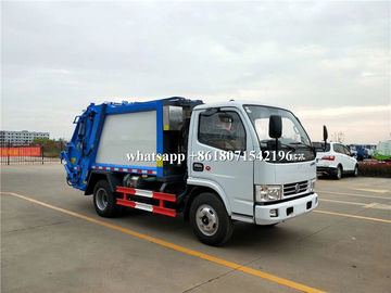 China Rear Loader Garbage Compactor Truck For Efficient Refuse Collection And Transportation distributor